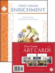 1st Grade Enrichment