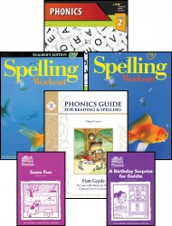 1st Grade Phonics & Spelling