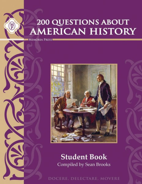 200 Questions About American History Student Guide