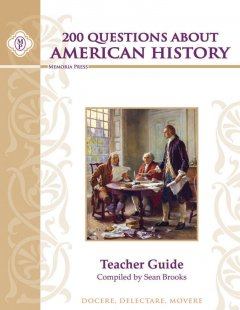 200 Questions About American History Teacher Key