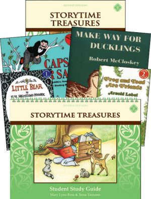 StoryTime Treasures Set