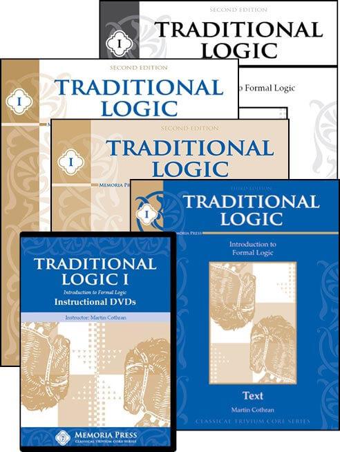 Traditional Logic I Complete Set