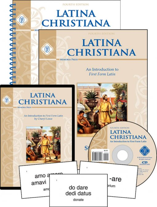 Latina Christiana Complete Set