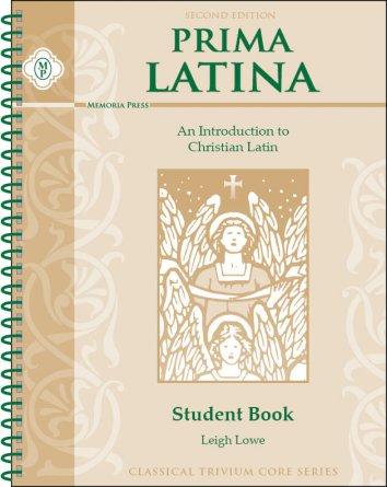 Prima Latina Student (Spiral)