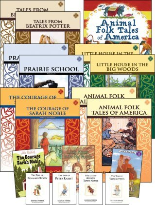 2nd Grade Literature Guide Set with Novels