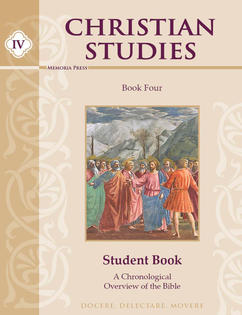Christian Studies IV Student