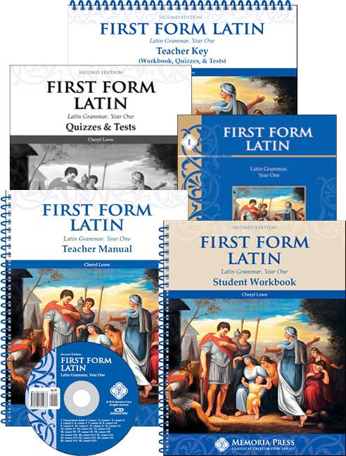 First Form Latin Basic Set