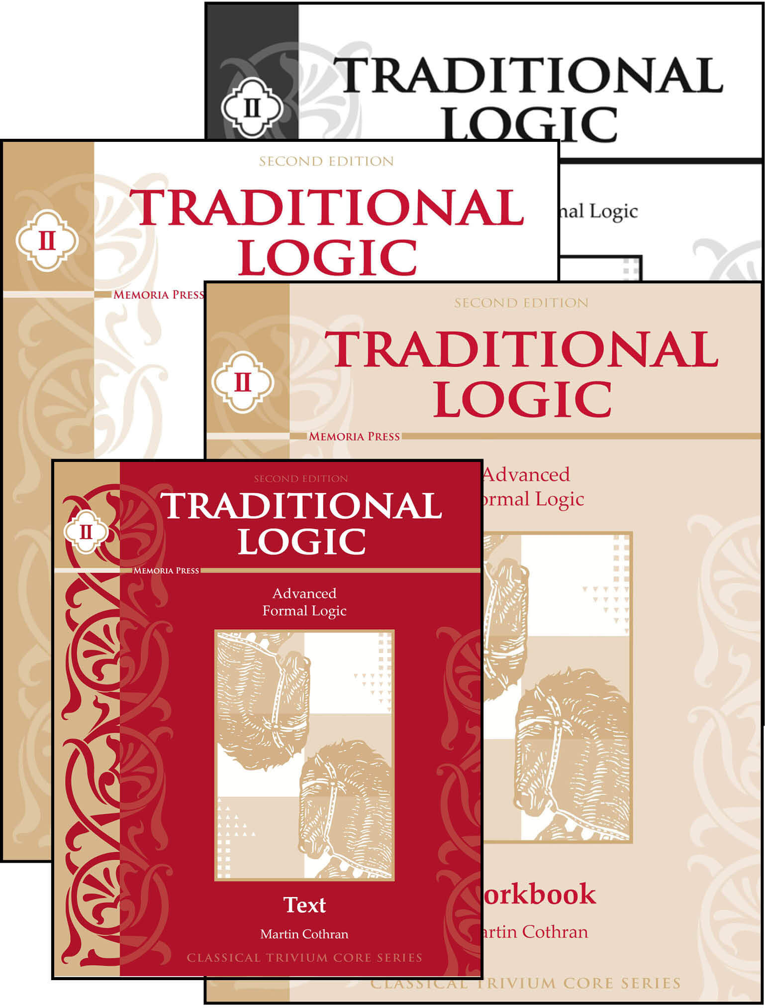 Traditional logic ii basic set memoria press for Tradition logis 38
