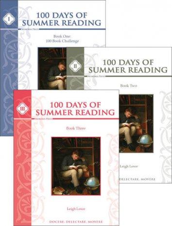 100 Days of Summer Reading