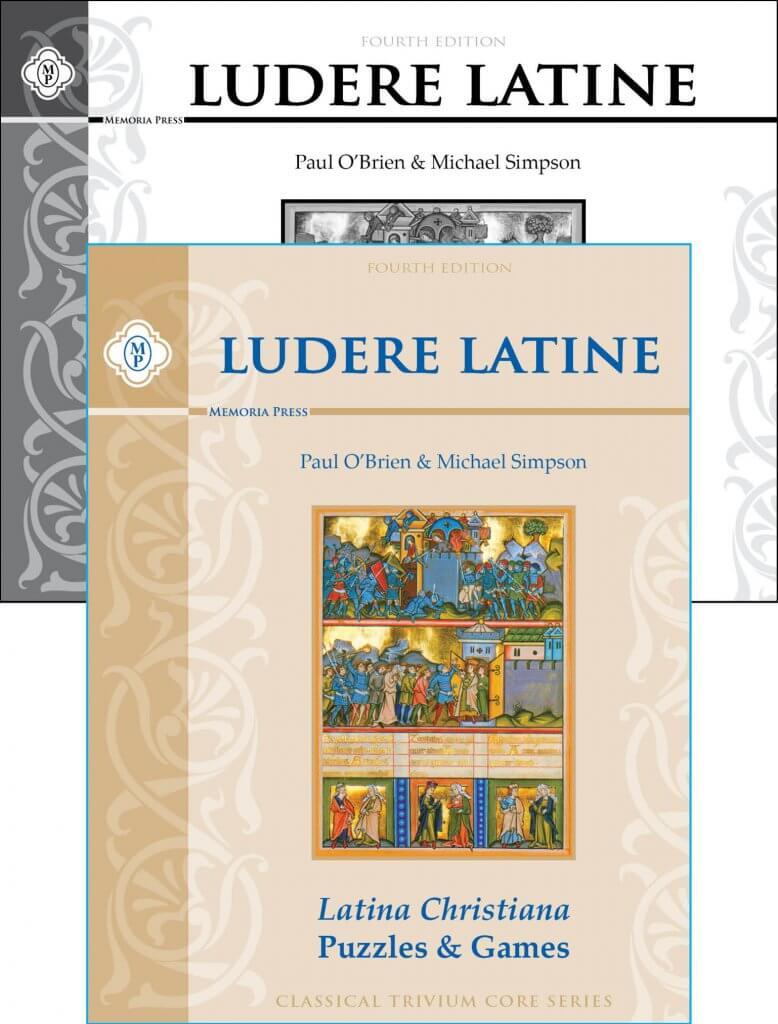 ludere latine set