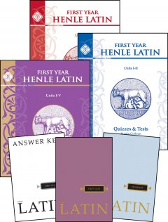 Henle I Set (with teacher manual)