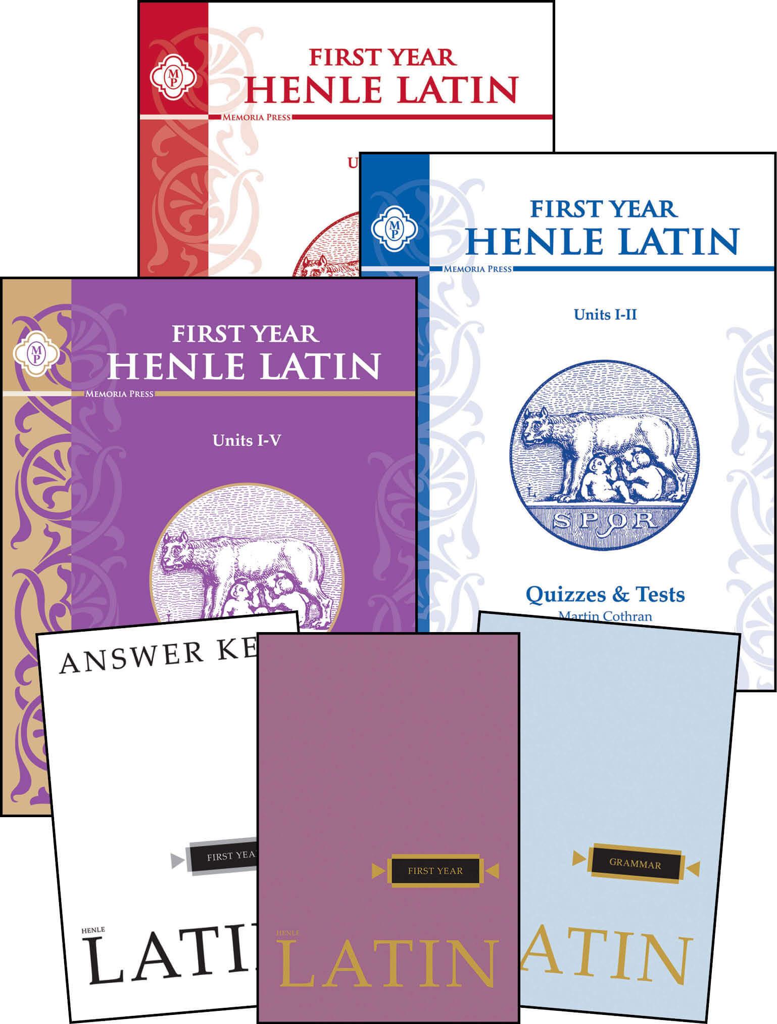 Henle I Set (with teacher manual)