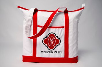 Memoria Press Tote Bag