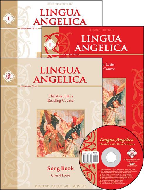 Lingua Angelica I Set