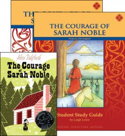 Courage of Sarah Noble Set
