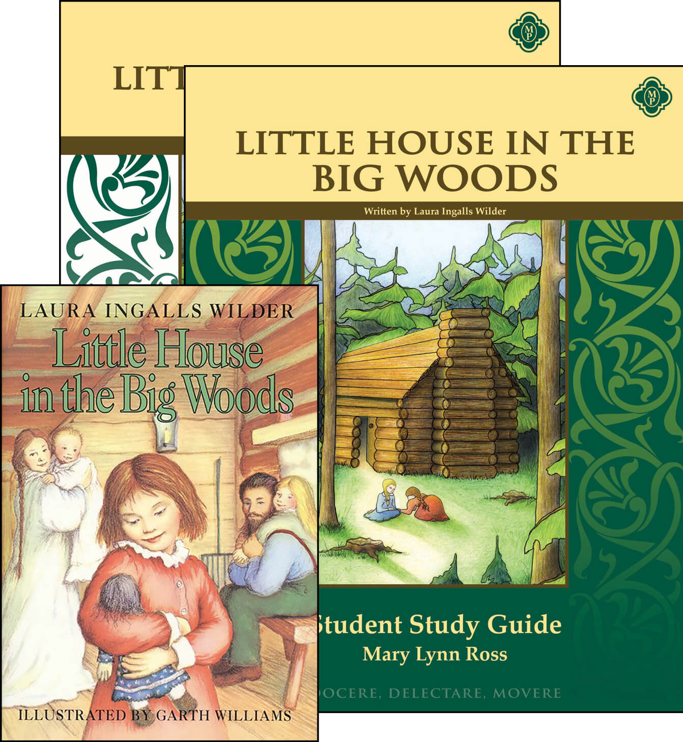 Little House in the Big Woods set