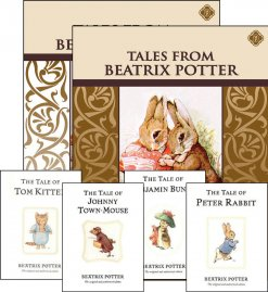 Tales from Beatrix Potter Set