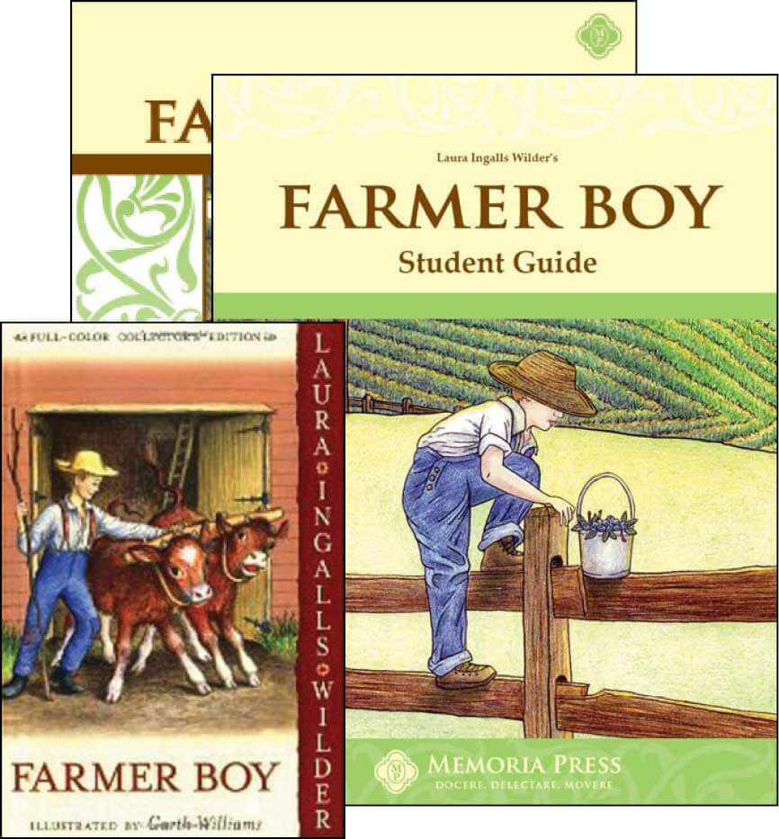 Farmer Boy literature study