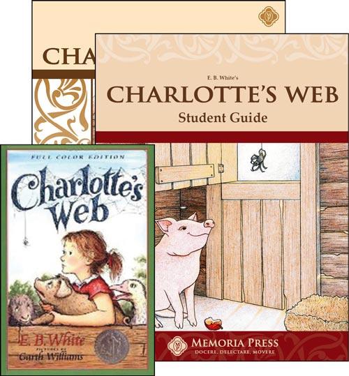 Charlotte's Web literature study