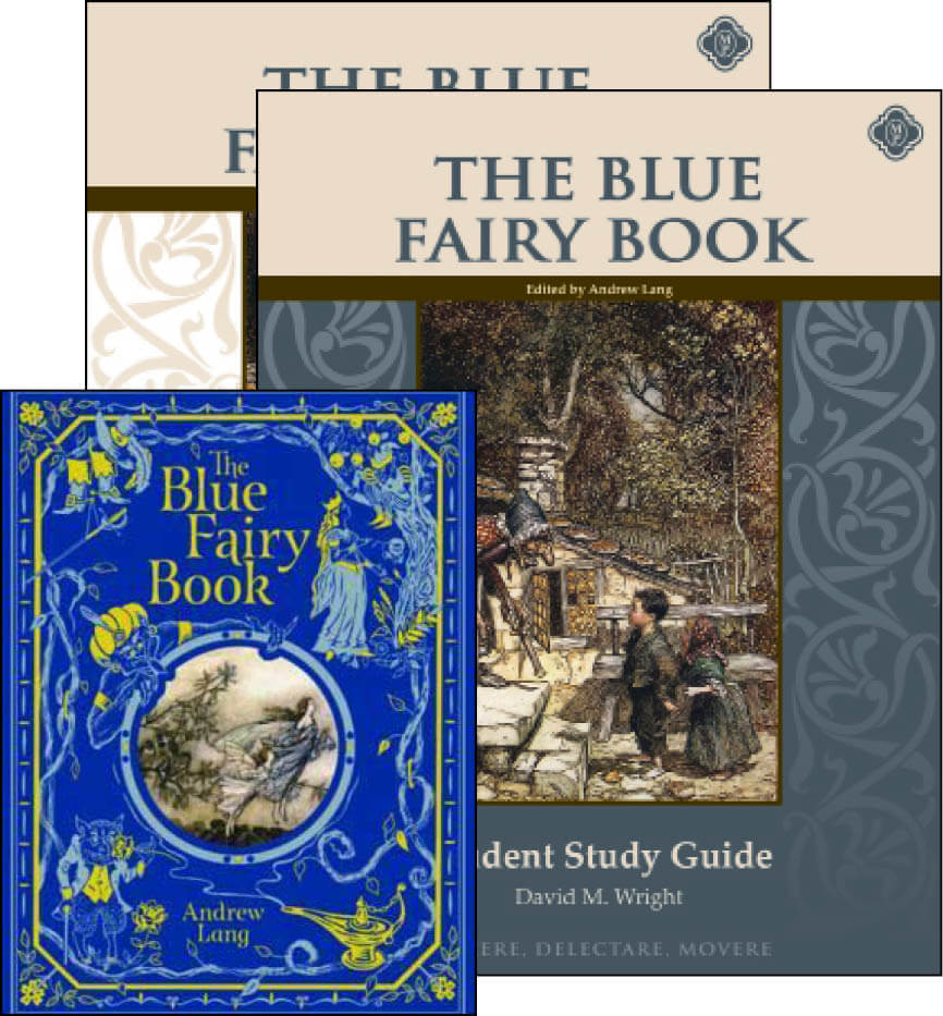 Blue Fairy Book Set