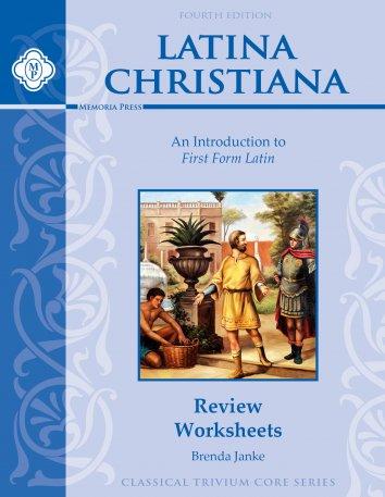 Latina Christiana Review Worksheets