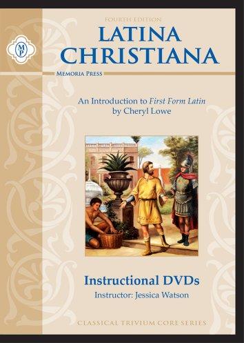 Latina Christiana Instructional DVDs