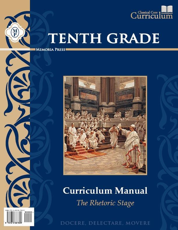 Tenth Grade Curriculum Manual