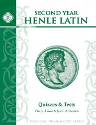 Henle Latin II Quizzes & Tests