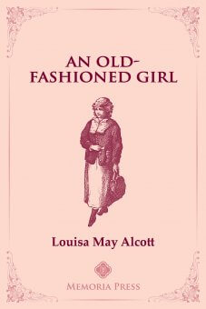 Old-Fashioned Girl (pink)