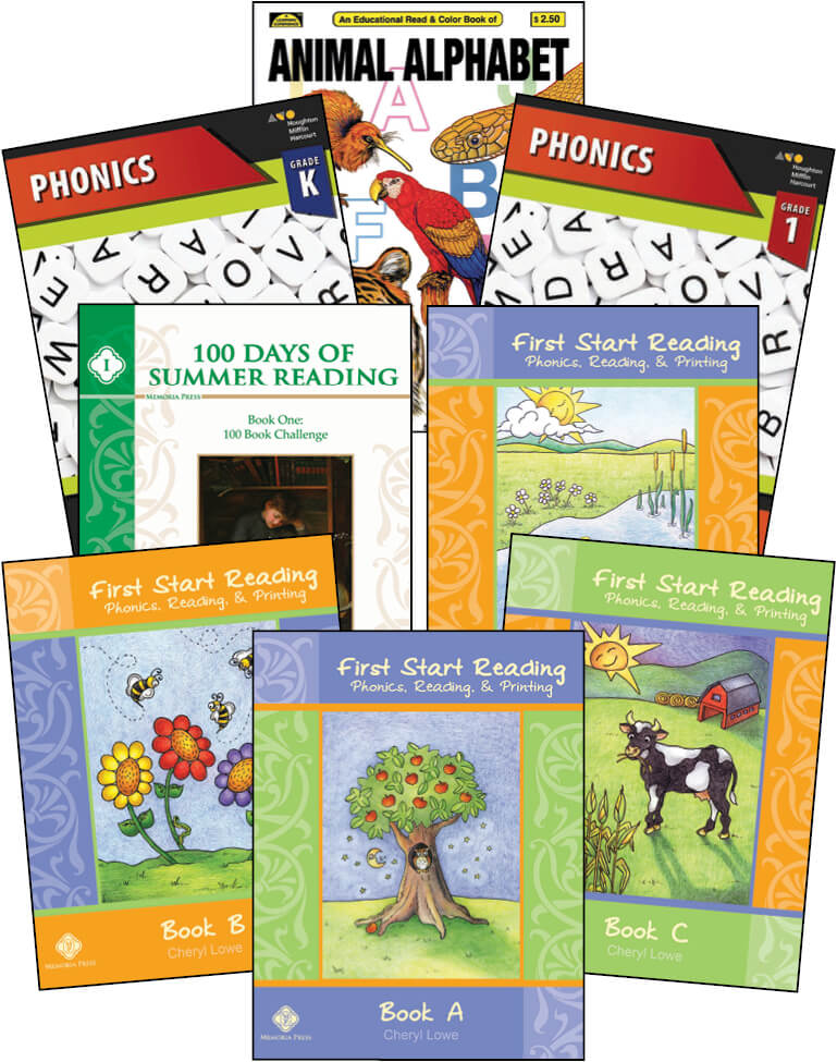 K Phonics & Spelling Consumable Module 2018