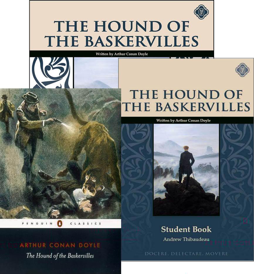 Hound of the Baskervilles Set
