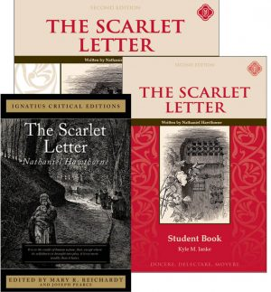 Scarlet Letter Set
