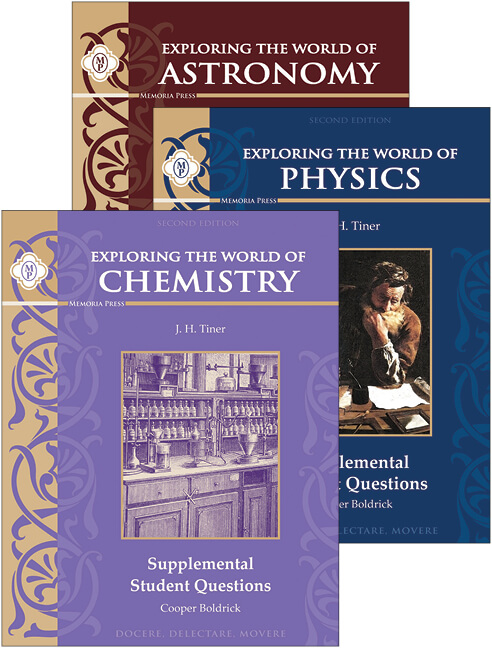 Exploring the World of Chemistry, Physics, and Astronomy Consumable Module