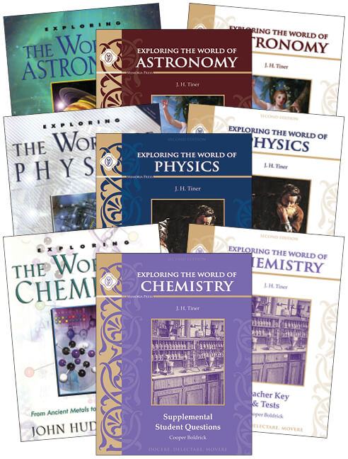 Exploring the World of Chemistry, Physics, and Astronomy Module