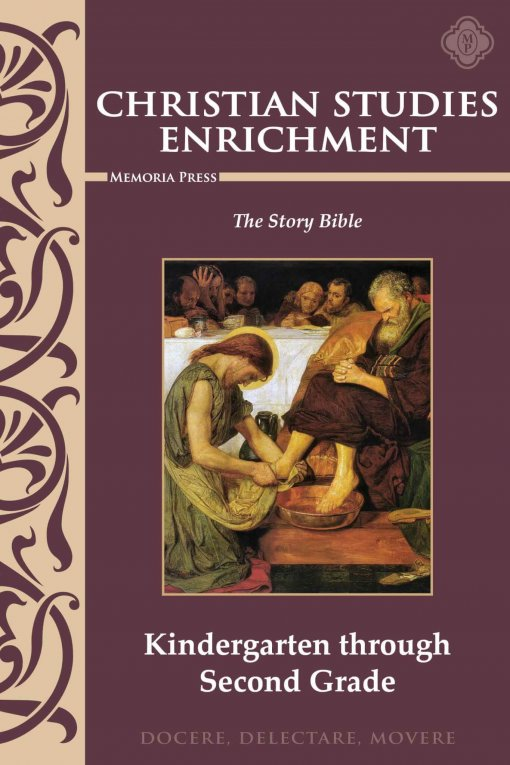 Christian Studies Enrichment: K-2