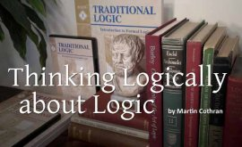 Thinking Logically About Logic
