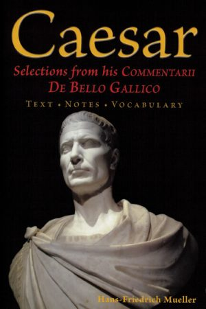 Caesar De Bello Gallico Mueller Text