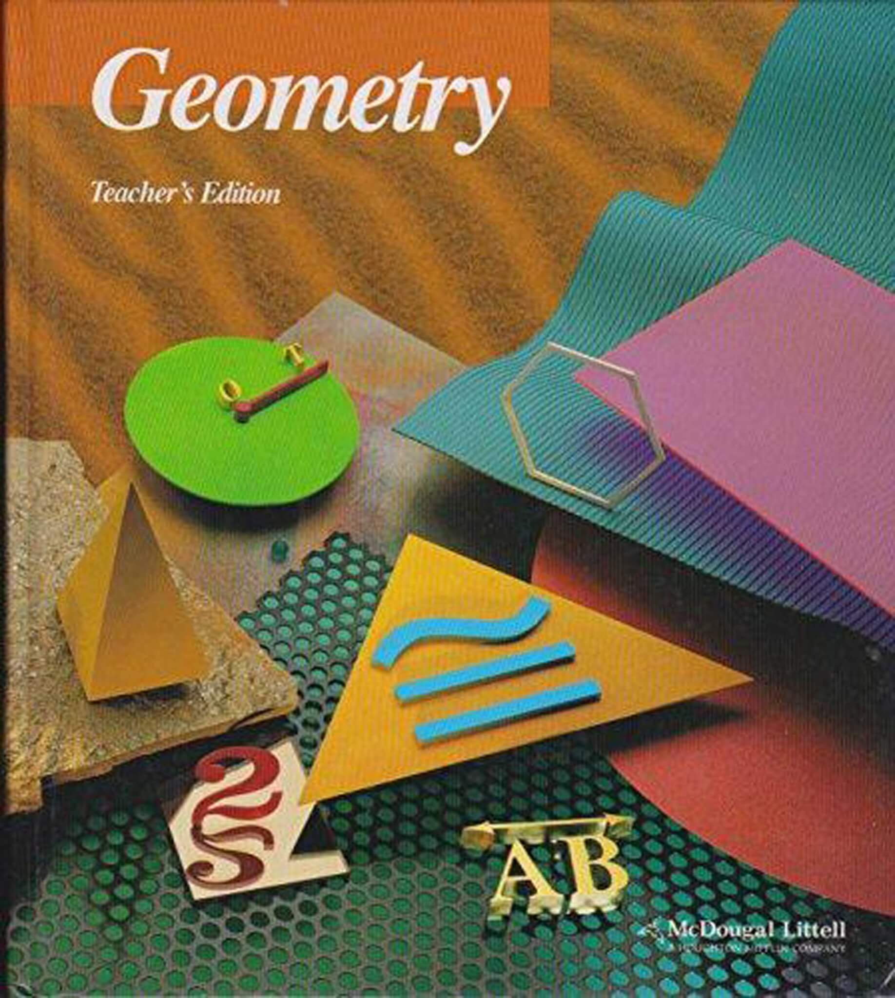Geometry Teacher Edition | Memoria Press