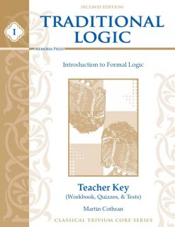 Logic I Teacher Key
