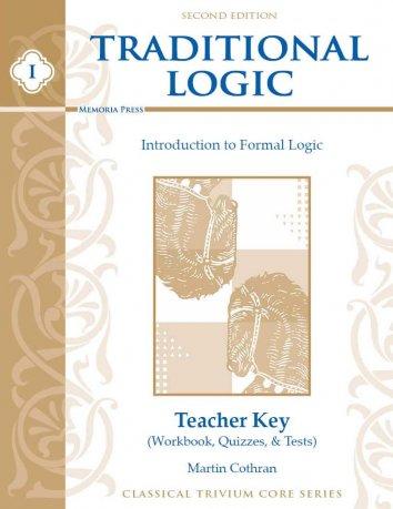 Logic I Teacher Key