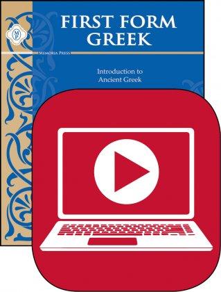 First Form Greek Online Instructional Videos