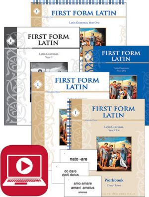 First Form Latin Online Instructional Videos (Streaming