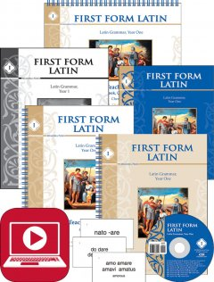 first form latin complete set with streaming