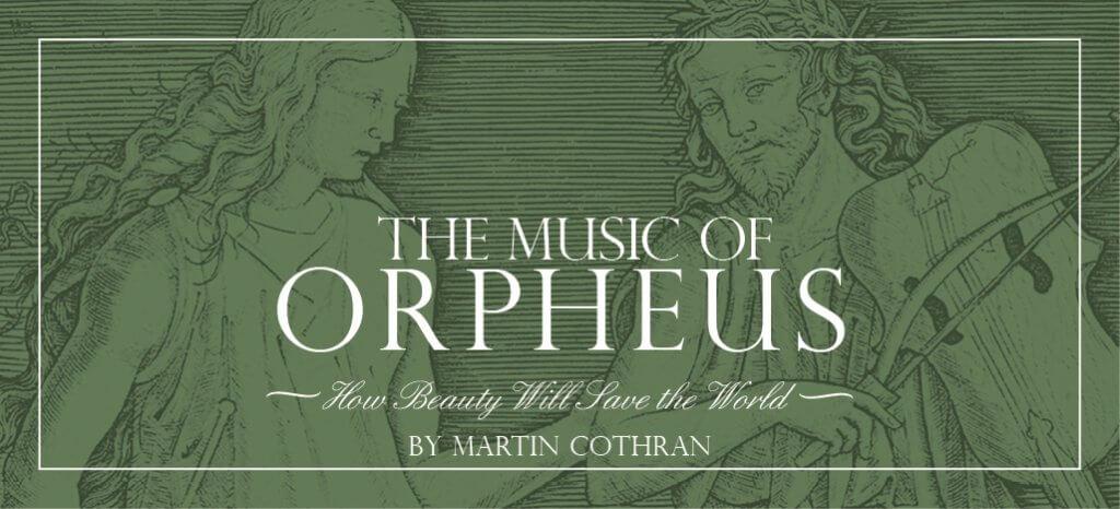 music of orpheus