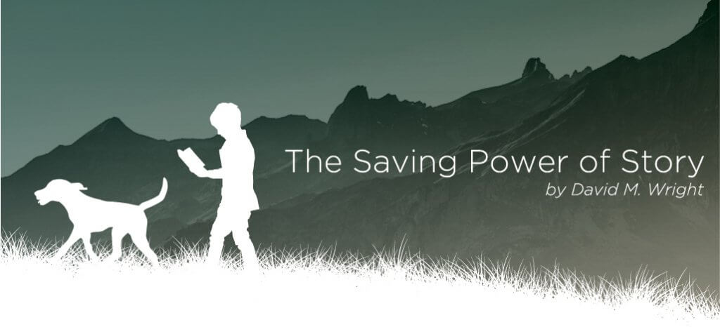 saving power of story