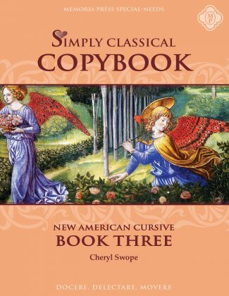 Simply Classical Copybook Cursive Three