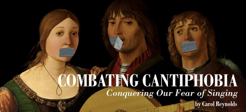 combating cantiphobia