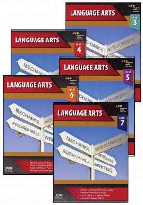 Core Skills Language Arts 3-7