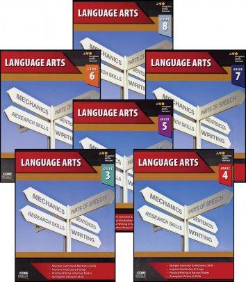 Core Skills Language Arts 3-8