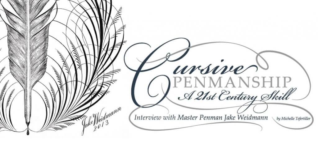 cursive penmanship in the 21st century